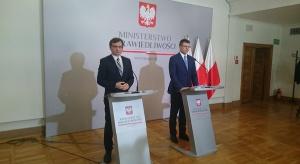 Minister Ziobro po spotkaniu z Jaglandem apeluje do Grzegorza Schetyny