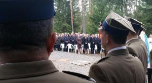 W Katyniu uroczystości związane z 76. rocznicą zbrodni