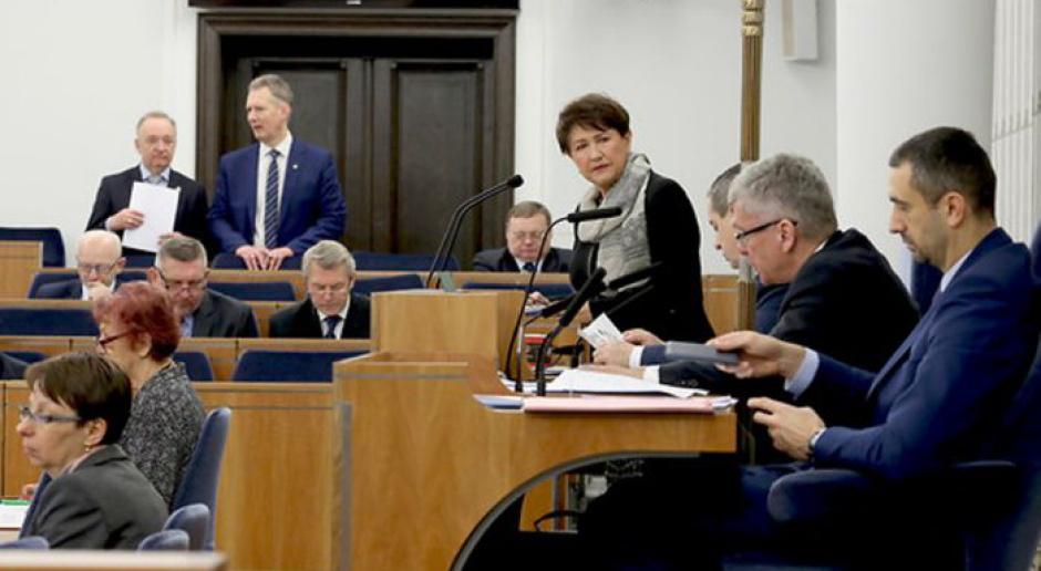 Sejm, Senat, rząd, ministerstwa: kalendarium wydarzeń 18-24 kwietnia 2016 r.