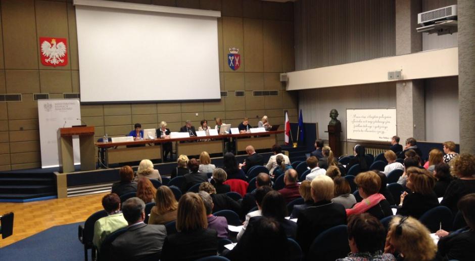 Minister Zalewska podkreśliła jak ważni są rodzice przy pracy MEN i szkół