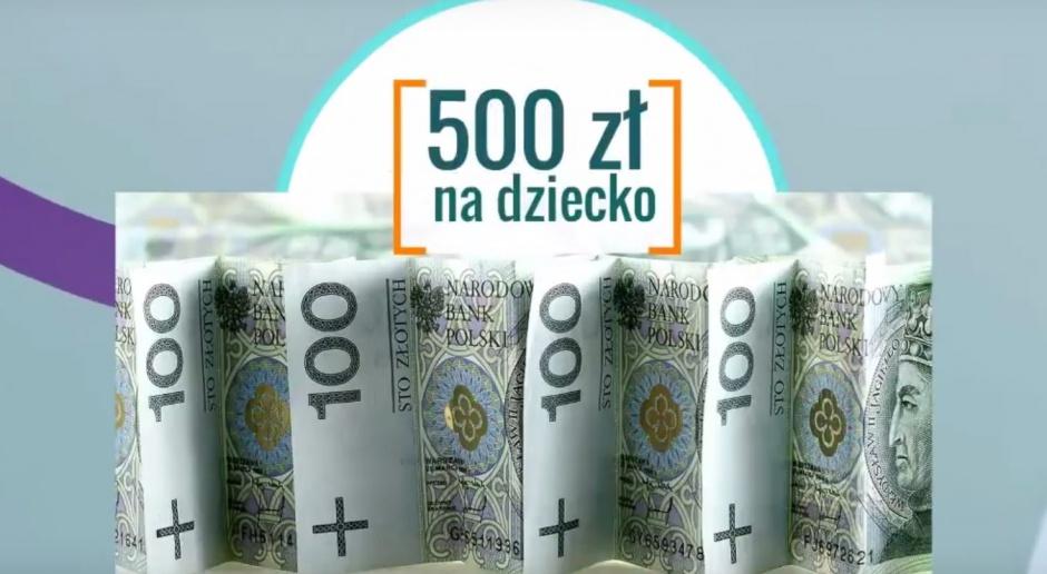 500 plus: 2,5 mln złożonych wniosków i 2,2 mld zł wypłaconych świadczeń