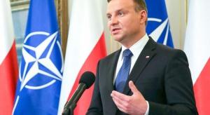 Rada Bezpieczeństwa Narodowego ws. szczytu NATO