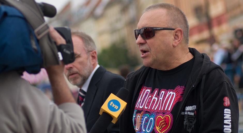 Jerzy Owsiak rezygnuje z Polskiego Radia
