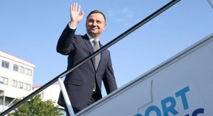 Prezydent Duda: studium wykonalności w sprawie Baltic Pipe do końca roku