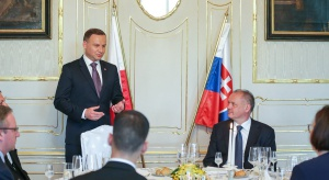 Duda: Polacy i Słowacy cenią swobodę przemieszczania się w UE
