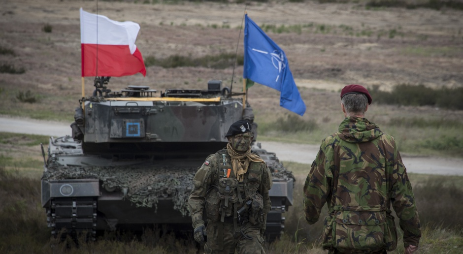 Będzie wzmocnienie wschodniej flanki NATO. Jest decyzja