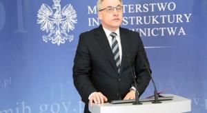 Ministerstwo przeanalizuje przebieg planowanej drogi Via Carpatia