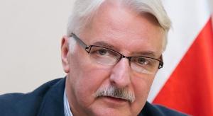 Szef MSZ na Ukrainie. Znamy plan wizyty