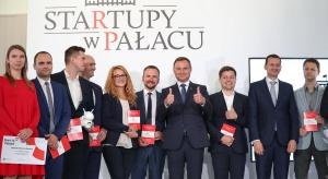Duda: Państwo powinno wspierać młode, polskie firmy