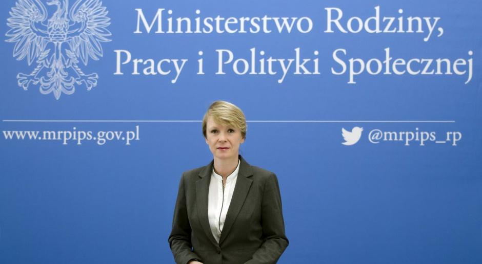 Renata Szczęch podsekretarzem stanu w MSZ