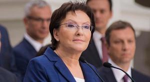 Kopacz: To Jarosław Kaczyński zdecyduje o rekonstrukcji rządu