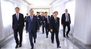 Karczewski: Wzrastająca współpraca polsko-chińska wpisuje się w plan Morawieckiego
