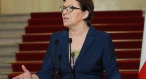 Kopacz o nominacji dla Morawieckiego: Rola premier Szydło będzie pomniejszona