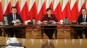 Szefowa rządu wezwała ministrów
