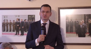 """Morawiecki """"superpremierem""""? Póki co zapowiada dalsze zmiany w resortach"""