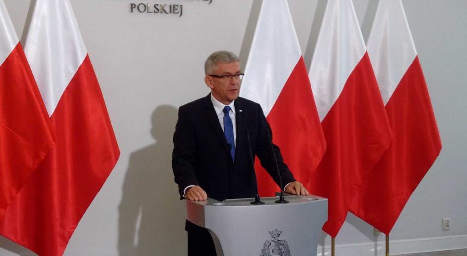Karczewski: Rozpatrujemy możliwość odwołania Borusewicza z funkcji wicemarszałka Senatu