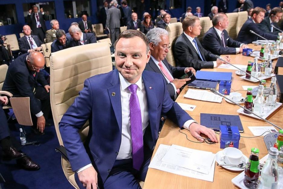 O tym, kto będzie prezesem TK zdecyduje Andrzej Duda, źródło: Kancelaria Prezydenta/prezydent.pl
