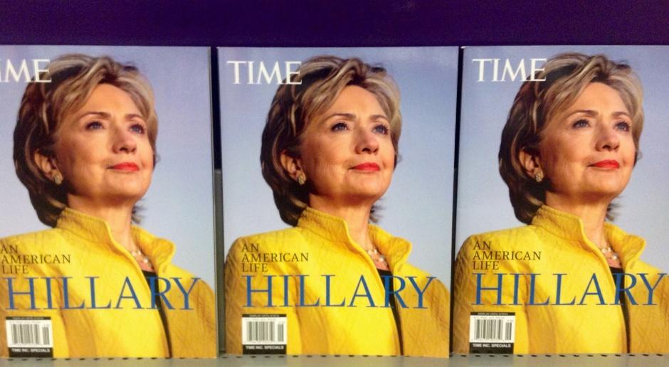 Hillary Clinton może być pierwszą kobietą, która zostanie prezydentem USA. Zarazem wróci do Białego Domu bo była Pierwszą Damą Ameryki za prezydentury męża, źródło: Mike Mozart/flickr.com/CC BY 2.0