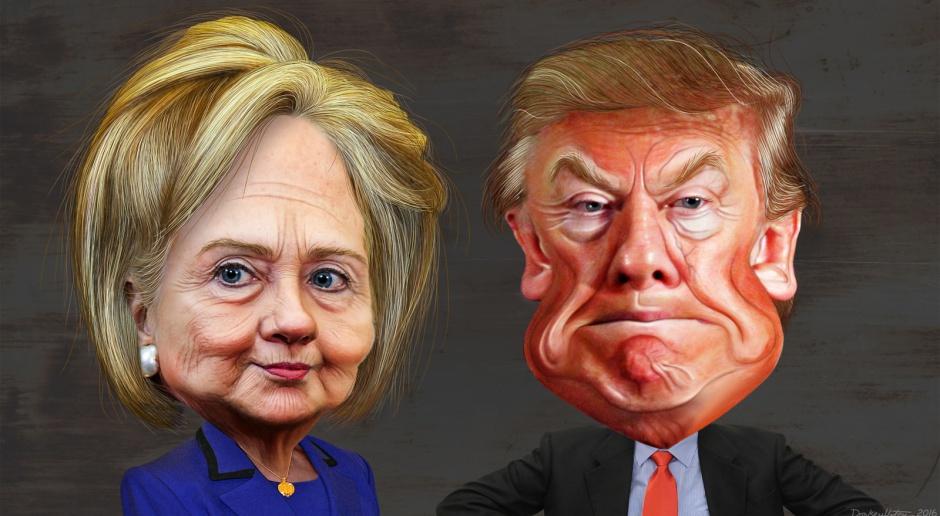 Clinton czy Trump? Dwugłos posłów PiS