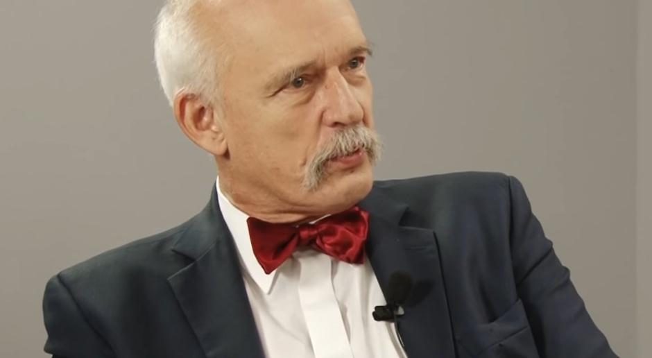 """Wybory w USA: """"Najlepszym prezydentem byłby Janusz Korwin-Mikke"""""""