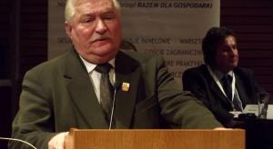 Wałęsa skomentował wygraną Trumpa. Poprawić demokrację?