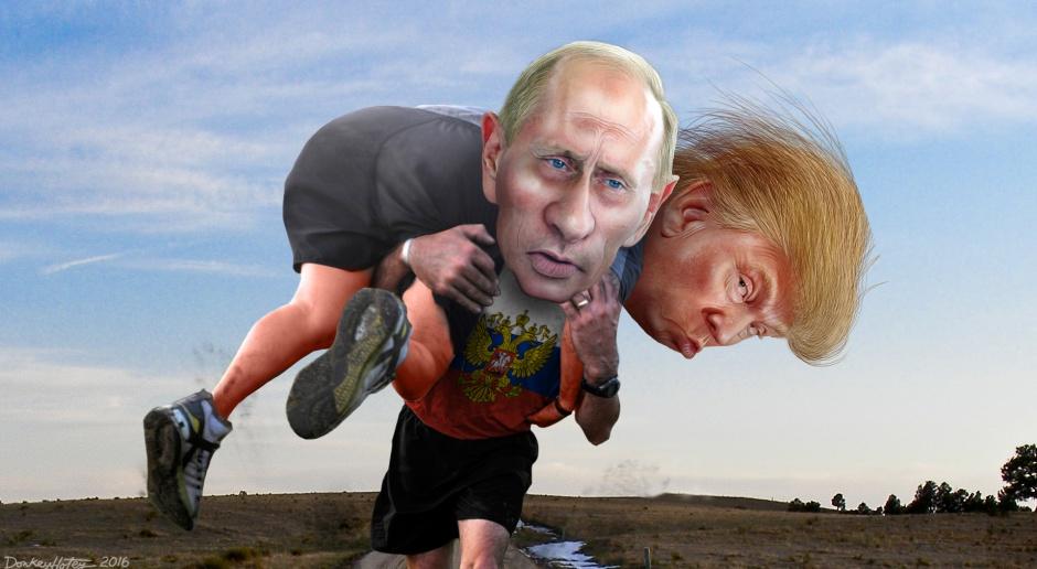 Politolog: Prędzej czy później dojdzie do konfiktu Trumpa z Putinem
