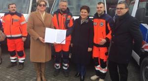 Szydło podziękowała ratownikom medycznym i służbom bezpieczeństwa
