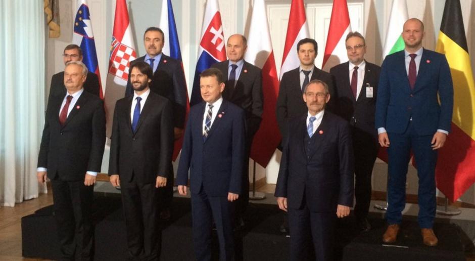 Grupa Wyszehradzka powoła centrum zarządzania kryzysem migracyjnym