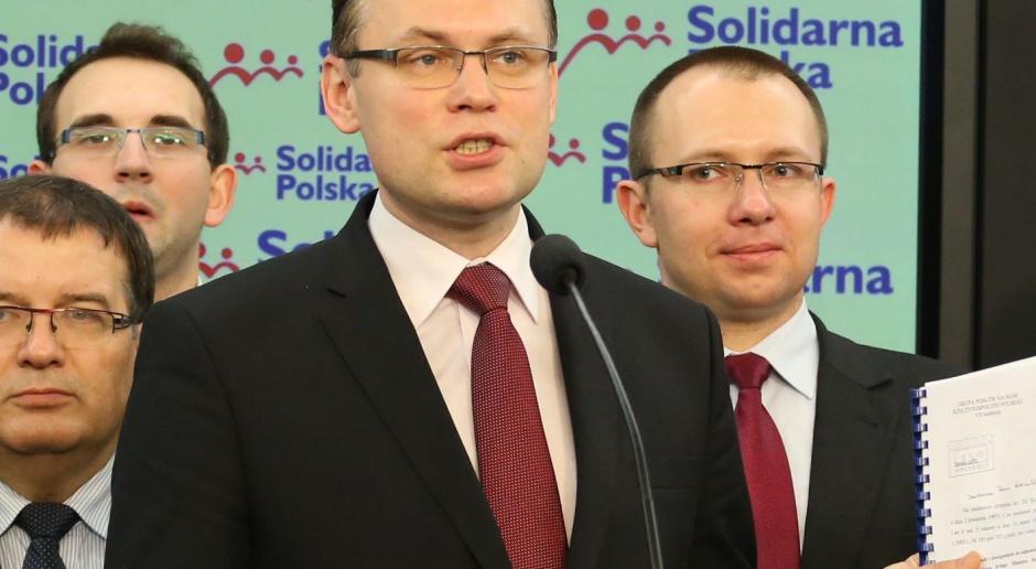 Arkadiusz Mularczyk czeka na decyzję komitetu politycznego PiS