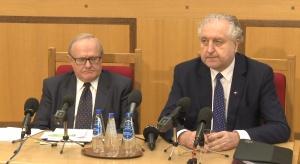 Rzepliński, Biernat, Hermeliński, Łętowska i inni sędziowie chcą nowej ustawy o KRS