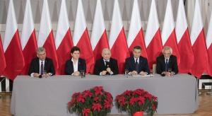 Kaczyński wyciąga rękę do zgody, jest jeden warunek
