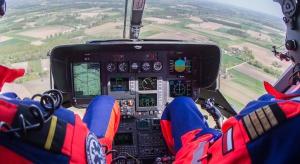 Lotnicze Pogotowie Ratunkowe: Piloci i ratownicy z goglami noktowizyjnymi