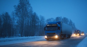 Transport paczek z pomocą dla Polaków na Ukrainie zatrzymany na granicy