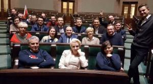 Posłowie chcą wiedzieć, ile kosztował protest w Sejmie