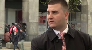 Bartłomiej Misiewicz wycofał wniosek o aresztowanie filmu Vegi