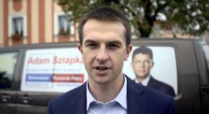 Poseł Szłapka zawiadamia prokuraturę w sprawie zgromadzenia polityków PiS w Warszawie