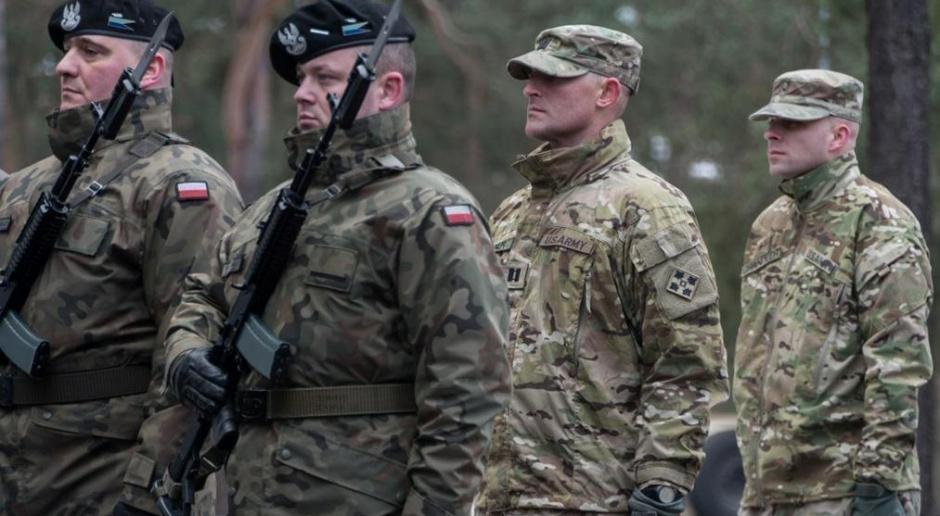 Bartosz Kownacki: WOT w 95 proc. będą uzbrojone w polski sprzęt