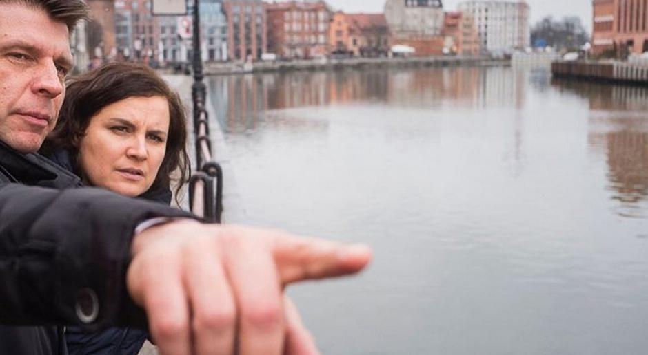 Posłanka Ewa Lieder i lider Nowoczesnej Ryszard Petru, źródło: Instagram/ewalieder.pl