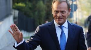 Donald Tusk: mamy do czynienia z geopolitycznym trzęsieniem ziemi