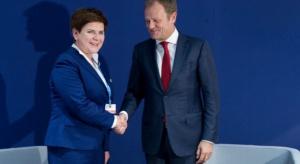 PO: List premier w sprawie szefa Rady Europejskiej to kompromitacja