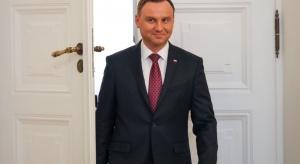 Prezydent wystosował depeszę gratulacyjną do Donalda Tuska