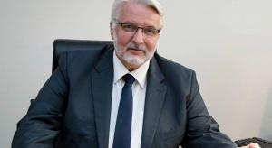 Szef MSZ: W sprawie Tuska z Berlina poszła jasna, wyraźna dyrektywa