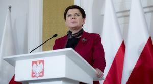 Spadają notowania premier Beaty Szydło