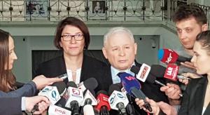 Jarosław Kaczyński: Jesteśmy jedynym państwem w Europie, które potrafi postawić się wszystkim, także Niemcom