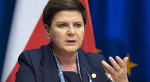 Beata Szydło: PO podsyca histerię na temat rzekomej masowej wycinki drzew