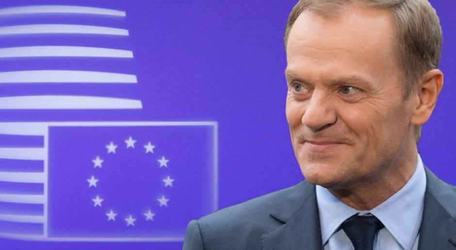 9 marca przywódcy państw UE ponownie wybrali Tuska na przewodniczącego Rady Europejskiej (Donald Tusk, fot.twitter.com)