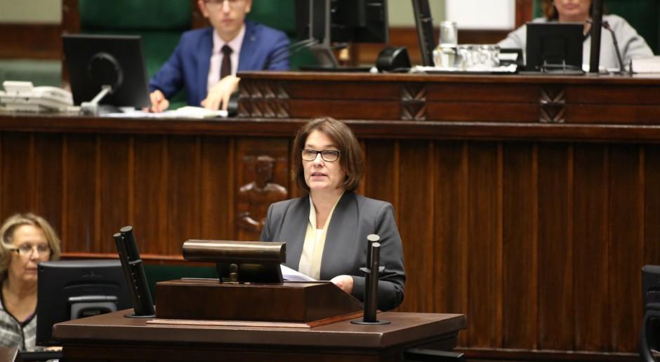 Mazurek: zapowiedź wniosku KO o odwołanie premiera - absurdalna