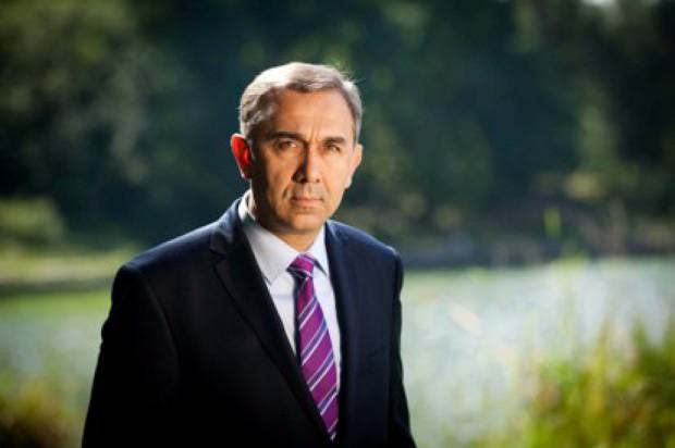 Grzegorz Czelej zrezygnował z funkcji wicemarszałka Senatu (fot. grzegorzczelej.pl)