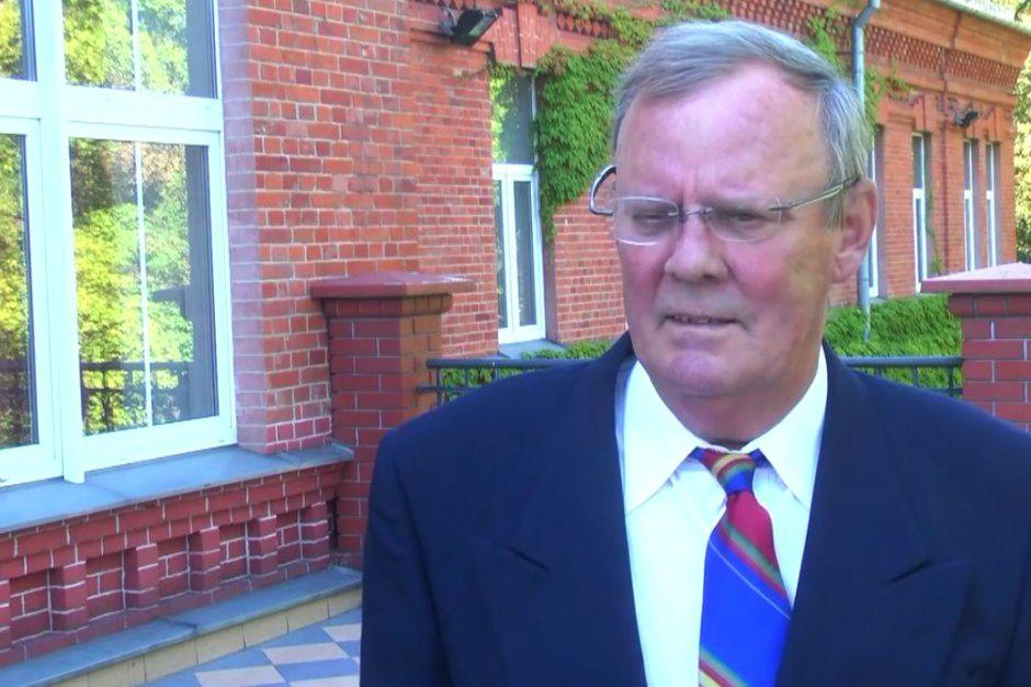 Wacław Berczyński (fot.youtube.com)