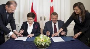 Szefowie rządów Polski i Danii podpisali memorandum ws. realizacji Baltic Pipe (wideo)
